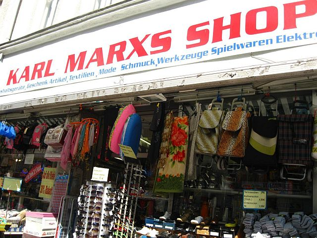 PD Marxs Shop